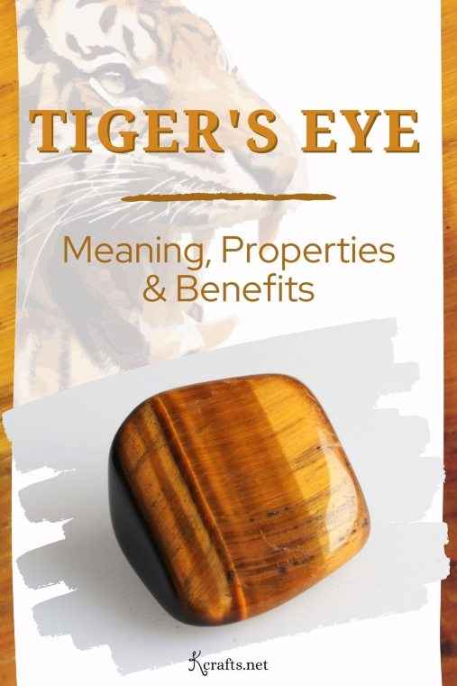 tigers eye meaning banner
