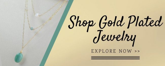 shop gold plated jewelry