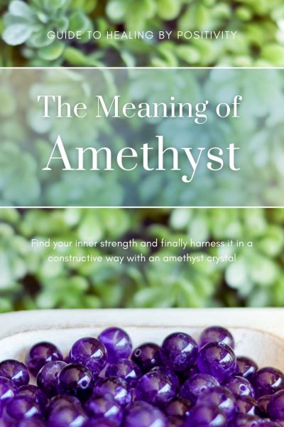 meaning of amethyst banner